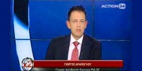 Ο Γενικός Διευθυντής της Pulse RC Γιώργος Αράπογλου στο Γιάννη Πολίτη, στο Action24